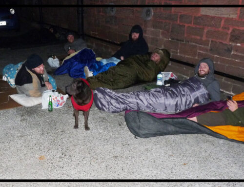 CATH Sleep Out 2016 – a great success!