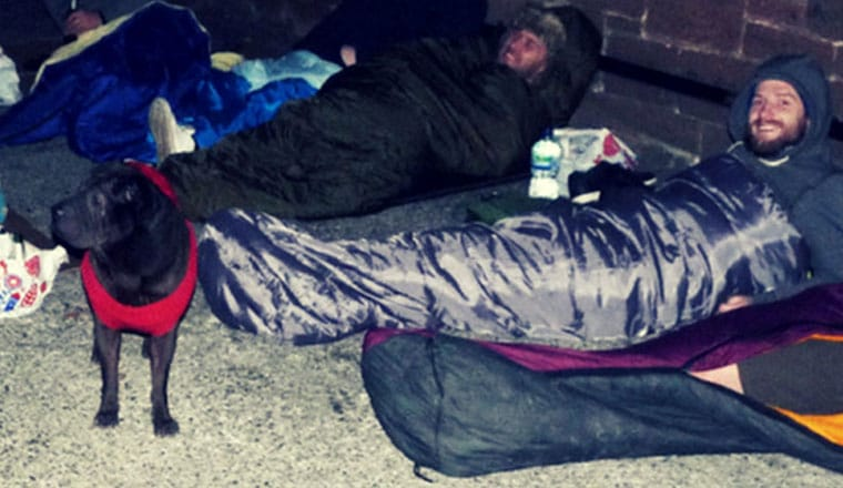 Sleep Out 2017