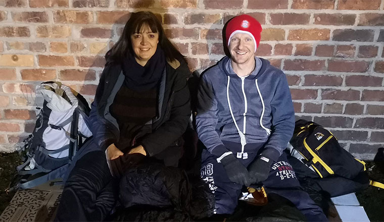 Sleep Out 2018