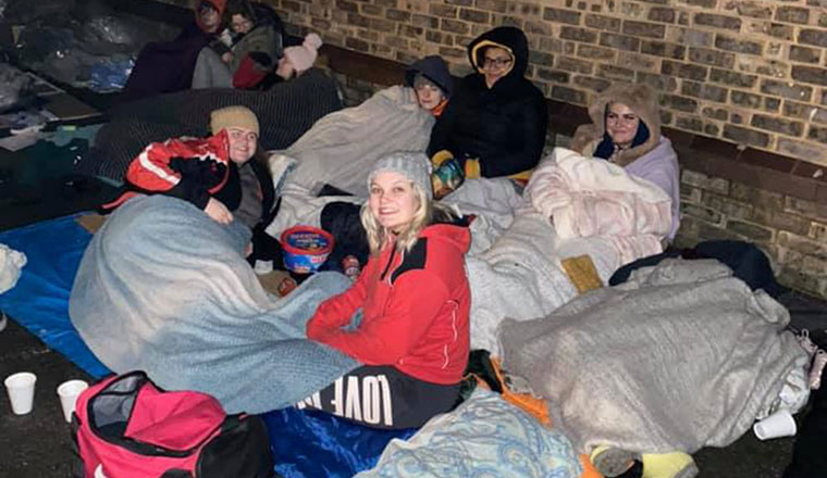 Sleep out 2020